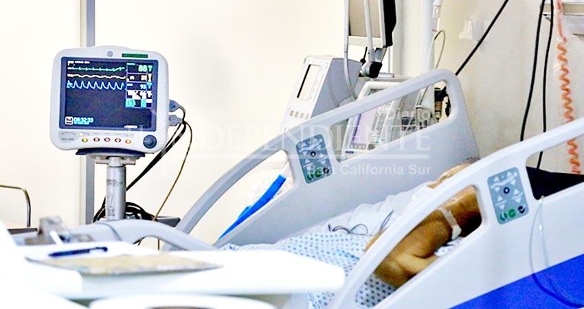 Disminuyen hospitalizaciones por COVID-19 en BCS