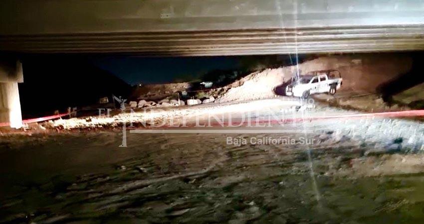 Puentes pluviales, refugios de malvivientes y drogadictos