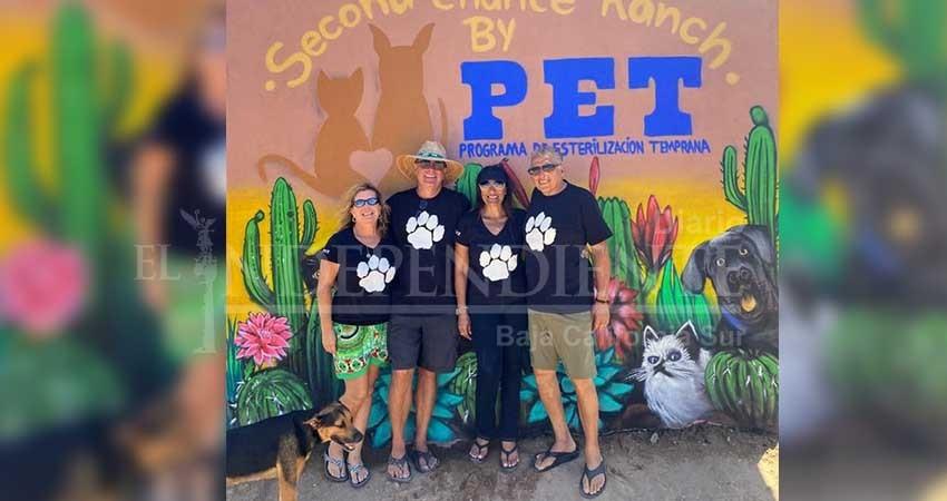 PET Los Cabos brinda una segunda oportunidad a perritos sin hogar
