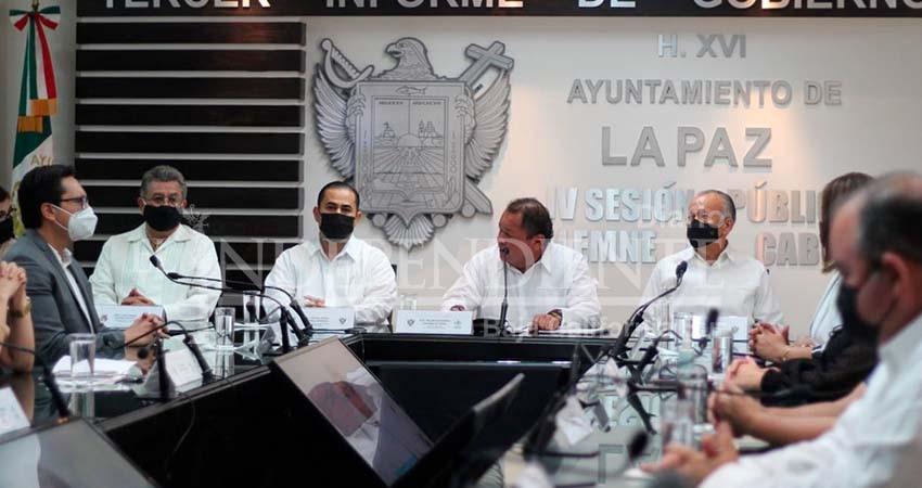 Deuda acumulada entre el Ayuntamiento y SAPA La Paz supera los 2 mil 300 mdp