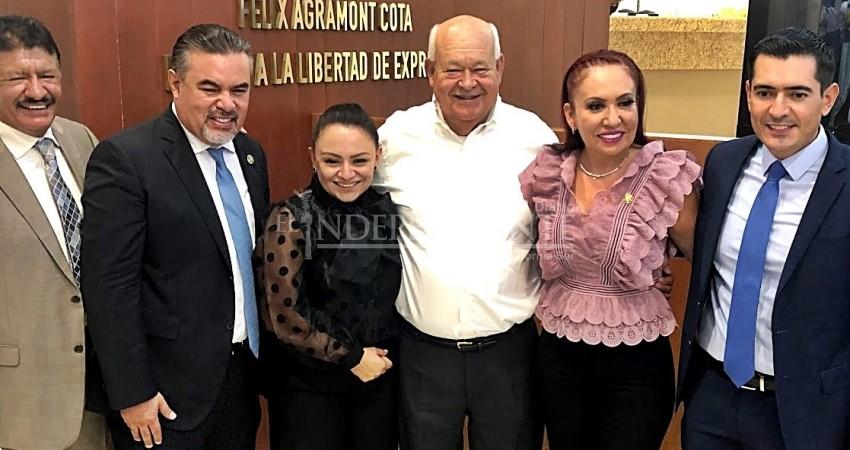 """""""Que le vaya muy bien en la vida"""", los deseos de Víctor Castro para Mendoza Davis"""