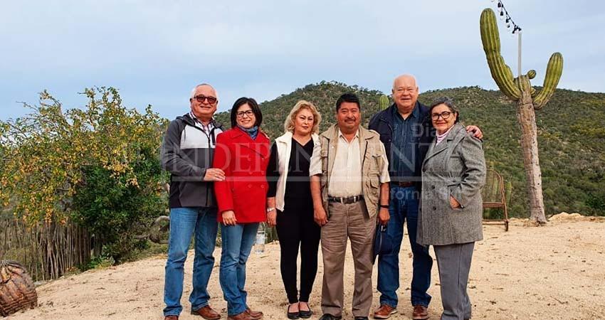 Personajes de la vida pública de Los Cabos se unen al equipo de Víctor Castro