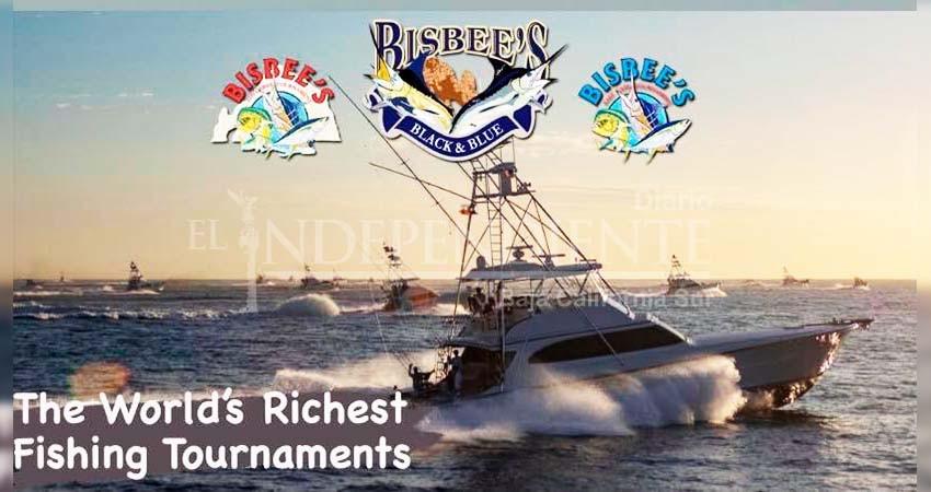 Millonaria expectativa para los torneos Bisbee's 2021