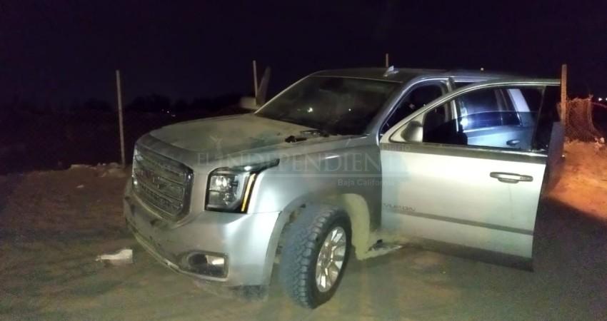 Enfrentamiento a balazos entre militares y civiles en El Vizcaíno