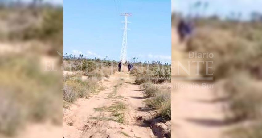 Rescata protección civil a dos jóvenes extraviados desde el viernes en el vizcaíno