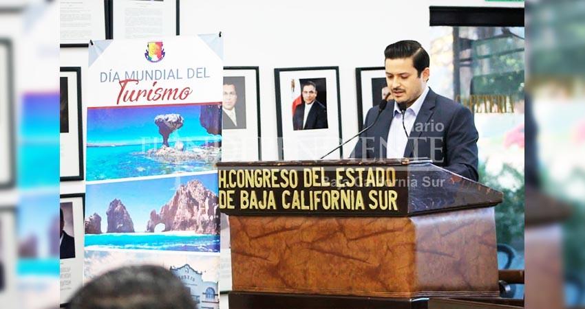 Que las bondades del Turismo lleguen a todos los rincones de BCS: Eduardo Van Wormer