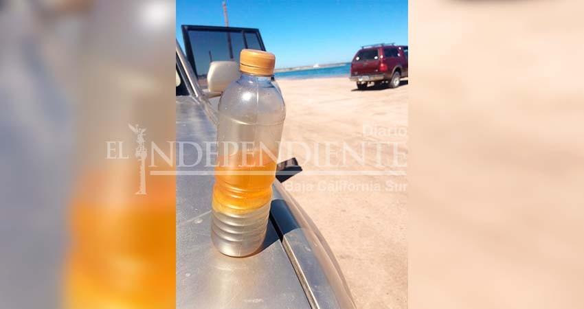 Derrame de diésel en El Comitán requirió la remoción de 4 tons. de suelo costero contaminado: ZOFEMAT